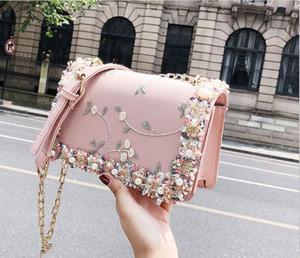 FH55r # bolsa de marca famosa de la moda bolsos de las mujeres del hombro del cuerpo de la Cruz bolsas de la compra bolsa de bordado de moda bolsa