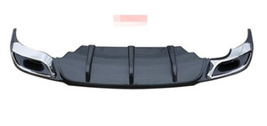 Для комплекта Opel Insignia кузова спойлер 2017-2019 Для заднего спойлера Insignia HS ABS Задний LIP передний бампер Диффузор Бамперы Protector
