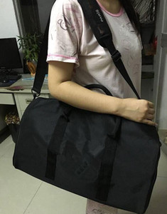 نمط جديد فاخر حقيبة السفر للنساء حقائب اليوغا الرياضة مع شعار شاطئ حقيبة