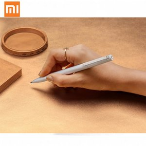 [ 1 metal pen + 3 black ink ] Switzerland Refill MiKuni Japan Ink Original Xiaomi New Mijia Metal Sign Pen Mijia Signing Pen