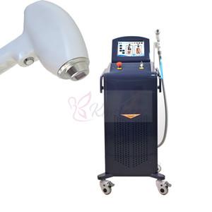 Máquina de depilación láser permanente de 808nm diodo de diodo Tratamiento indoloro Tratamiento sin dolor Soprano Hielo Depilación láser 808 Máquina láser para salones