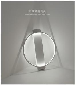 현대 LED 아크릴 천장 크리 에이 티브 설비 어린이 침실 천정 조명 북유럽 참신 철 라운드 천장 조명 램프