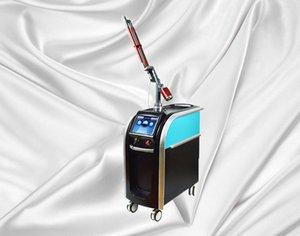 Rifornimento della fabbrica Laser a picosecondi 755 nm Laser a picosecondi con macchina per il ringiovanimento della pelle di rimozione del tatuaggio con impugnatura importata