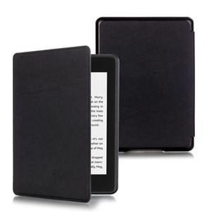 Magnetic Smart Case für Amazon New Kindle Paperwhite 6 Zoll 2018 E-Reader Auto Sleep / Wake Leichtgewicht PU Leder volle Schutzhülle