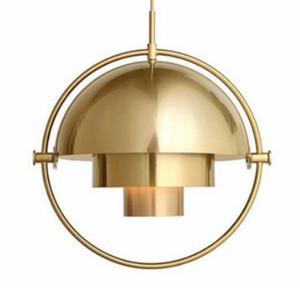 Дизайнер постмодернистский бар подвесной светильник ресторан кабинет спальня прикроватная творческая личность полукруглая подвесная лампа