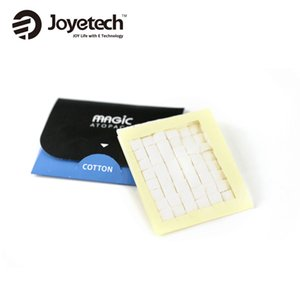 48 pcs Joyetech Algodão para Atopack Kit Magia E cig Acessório de Algodão Orgânico de Alta Qualidade 100% Original