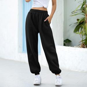 Loose Joggers Wide Leg SweatPants Women Trousers Plus Size Soft High Waist Pants Streetwear Casual Korean Yoga Pant Femme