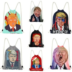 2020 Trump Crossbody Bag ler Trump Sırt Çantası Trump Tote Sweet Moda Messenger Omuz Çantası # 588