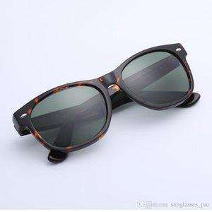 Fashion Sunglasses Brand Ray Sun glasses Designer Mens Womens Tortoise G15 Lenses Des lunettes De Soleil with 1.1 Leather Box