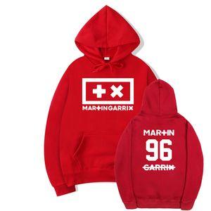 Fashion Music DJ Garrix Hoodie Coat Men Women Casual Hip Hop Hoodies Sweatshirt With Hood Pullover Fleece Sweat wholesale