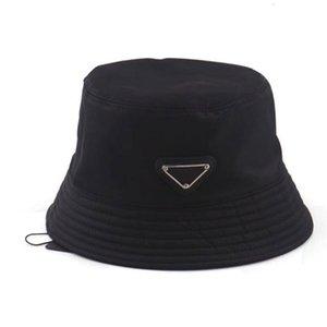 20SS высокого класса Sun Hat Cap Рыбака Hat Открытый Путешествие Улица Bucket Hat Рыбалка Cap Повседневная мода Sunhat Мужчины Женщины HFYMMZ024