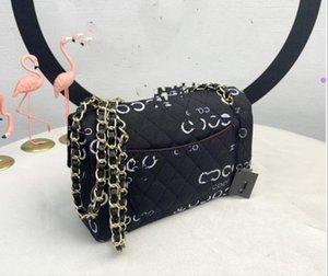 New Han edition fashionable single shoulder bag handbag 2020 fashionable number 1112 canvas, size 25.5 cm edge oblique shoulder bag
