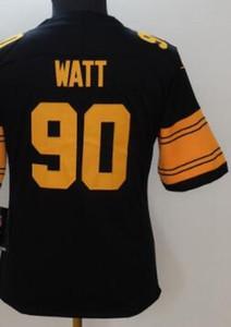 WoMen's Pittsburgh 7 19 26 30 78 84 90 jersey Camisetas Jersey de fútbol americano Todos los equipos Jugador Drift Vapor Untouchable Limited Jersey 00