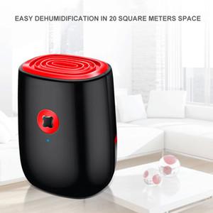 800ml elétrica Dehumidifier Início Mini desumidificador Secador de ar Para Casa Cozinha Garagem Bedroom Basement
