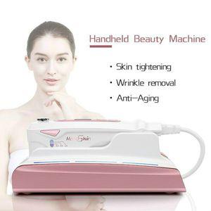 Medical Grade HIFU Face Lifting Hautstraffung Faltenentfernung HIFU-Therapie High Intensity Focused Ultrasound Tragbare HIFU-Maschine