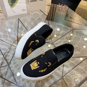 neue HERREN DesignershoeS Brandslipper Strand Boot Tiger Schuhe Flip Flops Schuhe Gericht Luxus Jungen zufälligen Männer Designershoes mit Box 20030507T
