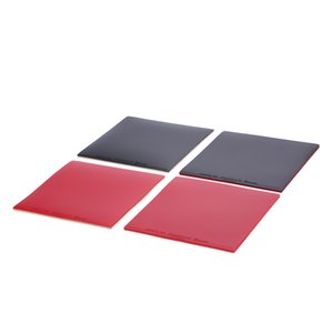 Table Tennis Accessories & Equipment Red Black (PingPong) Rubber Sponge 2.2mm Pips-in Table Tennis New Arrival