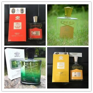 Hot 3 tipos de Creed Perfumes Creed Vetiver / transporte Creed Viking Red / Creed Viking Gold / Millesime Imperial de Arábia Saudita Príncipe gratuito