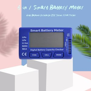 5 in 1 Smart Battery Meter With Balance Discharge ESC Servo PPM Tester arrvial Hot Selling