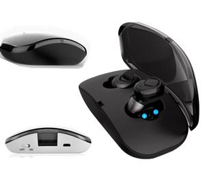 X18S TWS-Ohrhörer Drahtlose Bluetooth-Kopfhörer-Sport-Kopfhörer-Freisprecheinrichtung Headsets Vs i7S i8 i9S