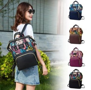 Mommy Mochilas Fraldas Sacos Tamanho Grande Maternidade Diaper Backpack Leite calor preservação sacos de viagem ao ar livre Bolsas