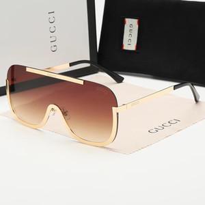 2020 nuevas gafas de sol para hombre para la protección UV Hombres Mujeres Sun Glasses deporte al aire libre gafas de sol retras