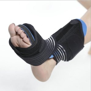 Ankle Support Wrapped Footrest To Prevent Joint Fracture Fixing Belt Foot Drop Reinforcement Orthosis Sports Safety