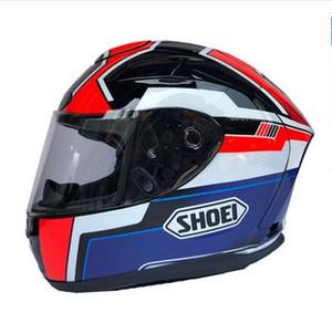 Мотоцикл гоночный шлем HJC локомотивного ездой против падения полный шлем каска личности охладиться защитный шлем