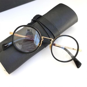 Titanyum Gözlük Çerçeve Erkekler Orijinal Dita Sunglass Yuvarlak Reçete Kadın Miyopi Gözlük Çerçeveleri Ultralight Gözlük