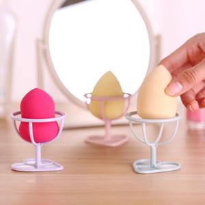 Kürbis-Wasser-Tropfen Aufbewahrung Werkzeuge Trocknen Schönheit Make-up-Schwamm-Hauch-Ei-Rack