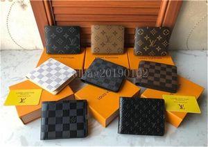 luxury designer brand women wallets leather passport cover brand card holder men business passport holder walletLvS