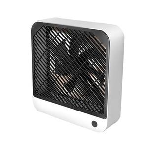 Mini Fan 2 Şarj USB Masaüstü Fanlar Ev Okulu Büro Masa Fan USB Sessiz Soğutma Masaüstü Küçük Hayranları Hediyeler Toptan DBC BH3602 Hızları