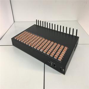 Puerta de enlace Voip de alta calidad 16 puertos con 256 tarjetas Sim Puerta de enlace Goip giratoria para uso en el centro de llamadas