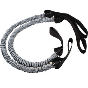 2Pcs Pull Ropes for Ab Roller Wheel Resistance Bands Waist Abinal Slimming Fitness Equipment