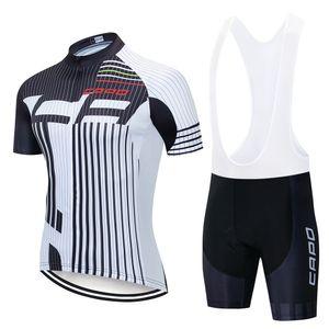 Pro Team CAPO Велоспорт одежда велосипедный костюм быстросохнущие мужские велосипеды одежда Велоспорт велосипед нагрудник шорты conjunto masculino ciclismo