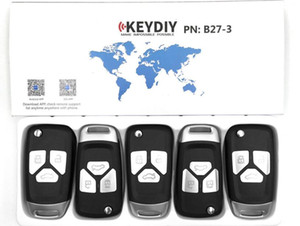 5pcs originali KEYDIY B27-3 per KD900 KD900 + URG200 programmatore chiave B Serie telecomando per fare nuovo telecomando per molte automobili