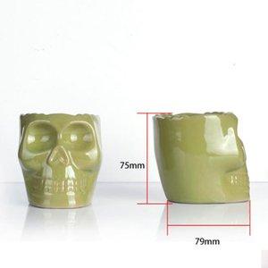 Exquise Céramique Carbone Carbone Cuiseur Couleur Porcelaine Résistant À La Chaleur Squelette Créatif Raccords De Suie Créatrice Directe En Gros Personnalisation