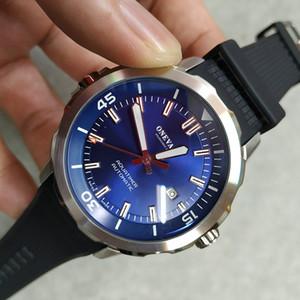 Top Marca Iw Luxo Mens relógios Aquatimer IW329005 FAMÍLIA 1887 Sports EXPEDIÇÃO presente clássico do príncipe Masculino Preto GMT Watch Free Entrega