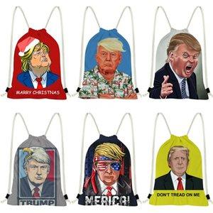 2020 New Woman Moda Borse di spalla di lusso zaino sacchetti delle signore Trump elaborazione di alta qualità Totes microfibra PU in pelle Bucket # 960