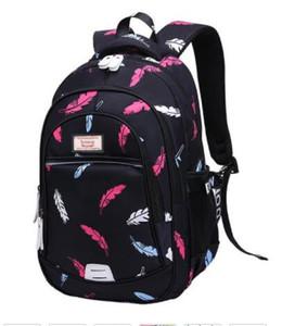 Cute Butterfly Student Girl Mochilas escolares Cartoon High School Backpack Travel Women Shoulder Bag Mochilas Book Bagpack 2019