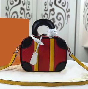 5A quality New hot women's handbags Chain shoulder strap messenger bag Designer handbag Foldable shoulder strap bag Women leather bag
