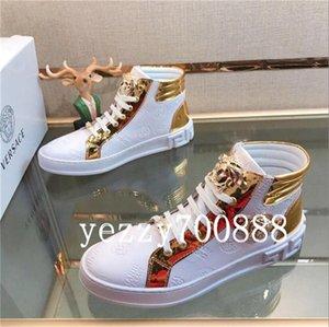2019 высокого качества дамы высокие сапоги Высокий каблук диких дюймов сапоги первый слой ПВХ материал Женские ботинки оригинальный fdzhlzj