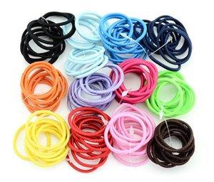 Бутик высокого качества ленточку 12 цветов 3см Bands Elastic волос Мило для волос Девочки Аксессуары A208