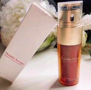 2019 New instock Double Serum Feuchtigkeitslotion Facial Essence 50ml Hautpflege Große Qualität Neue Ankunft berühmte Marke