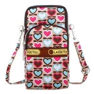 Moda mulheres simples Neutral Nylon Bag Bolsas Bolsas de Ombro Casual Ombro Tote Meninas Handbag Messenger Bags #ZX