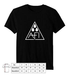 AFI East Bay Kitty Pop Rock Band New Herren T-Shirt USA-Größe