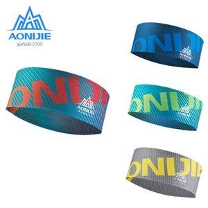 AONIJIE Fonksiyonlu Kafa Nefes Eşarp Spor Şapkalar Kadınlar Gym Yoga Kafa bandı E4901 İçin Spor Yoga Doğa Sporları