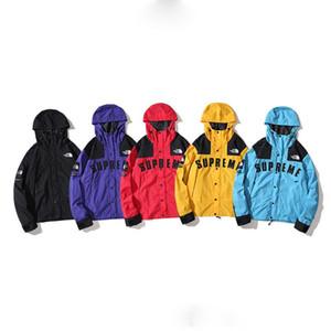202019ss autunno e l'inverno europeo ed americano nuovo di alta qualità giacche funzionali uomini e donne con lo stesso antivento giacca giacca loo
