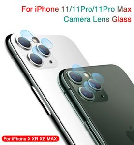 HD Löschen Back-Kamera-Objektiv-Schirm-Schutz-Schutzfolie Ausgeglichenes Glas für iPhone 11 PRO MAX X XR XS MAX 11 PRO
