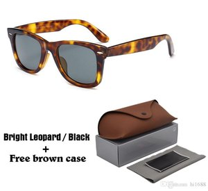 1pcs wholesale Brand designer sunglasses men women High quality sun glasses uv400 eyewear unisex glasses with brown cases and box